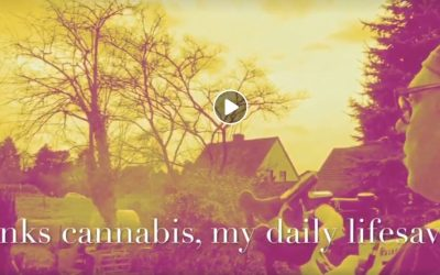 Thanks Cannabis, my daily lifesaver!