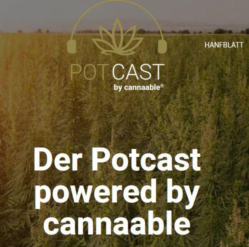 Potcast Folge by Cannaable